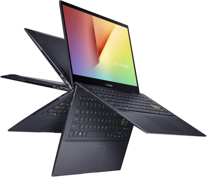 ASUS VivoBook Flip 14 Thin and Light 2-in-1 Laptop