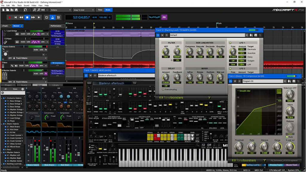 Acoustica Mixcraft 9 (PC Only)