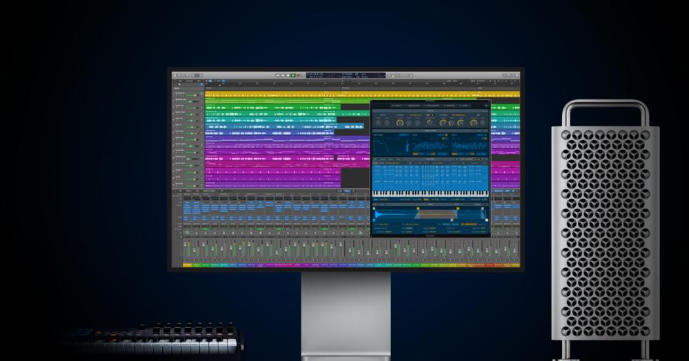 Apple Logic Pro (Mac ONLY)