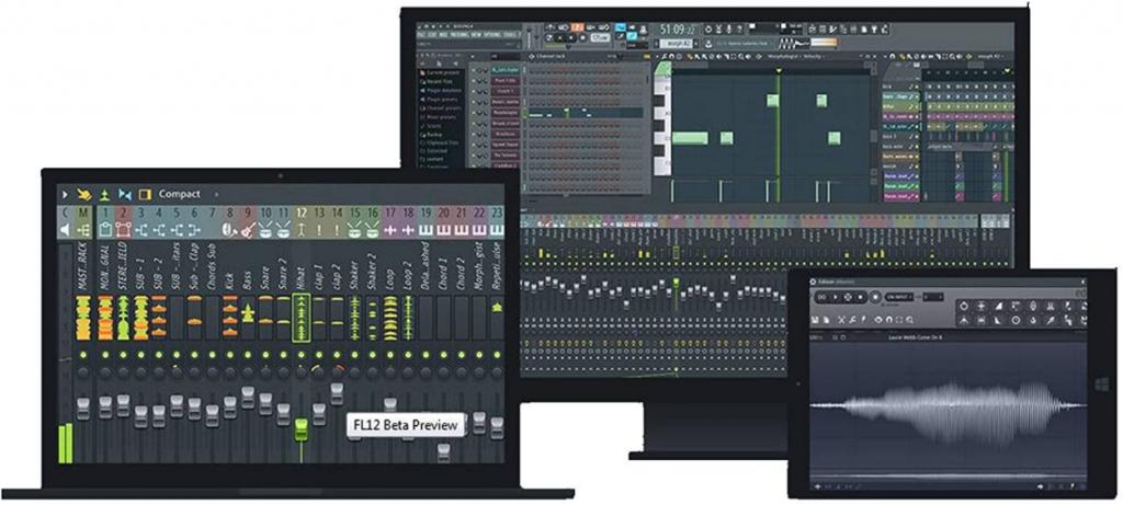 Image-Line FL Studio (PC and Mac)