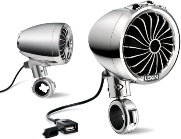 LEXIN Motorcycle Bluetooth Speakers