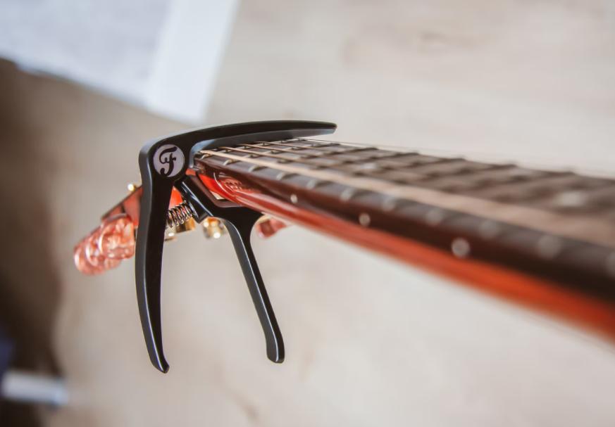 The Guitar Capo
