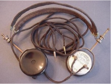 The Navy Made The First Precursor Of The Modern Headphone History of Headphones