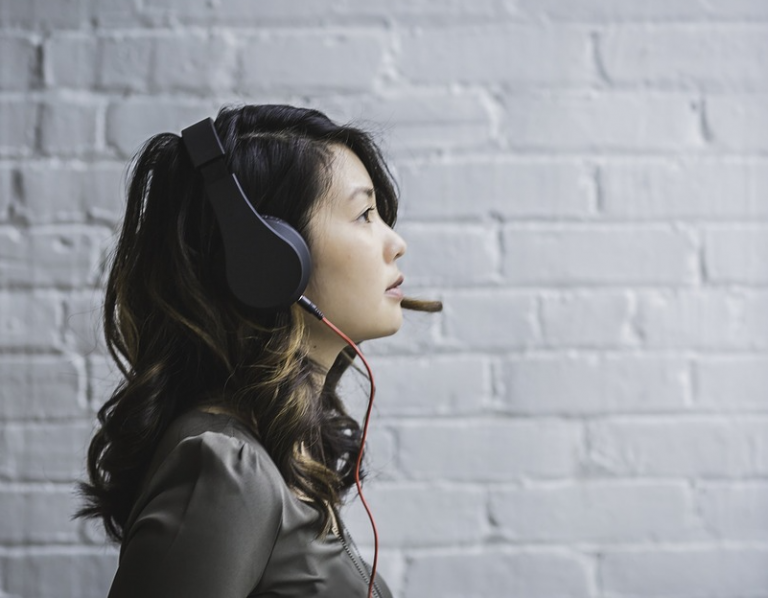 Headphones for Field Recording